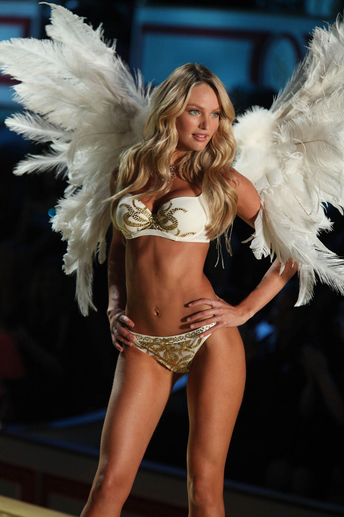 2010 Victoria's Secret Fashion Show Totally dug the show